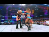 Velvet Sky and Ms.Tessmacher vs Sarita and Rosita | Knockouts Tag Team Title Match