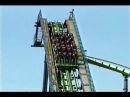 Le Cobra off-ride at Six Flags La Ronde