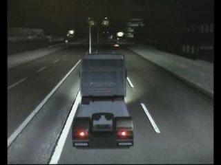 Euro Truck Simulator - Crazy Scania Drift HQ