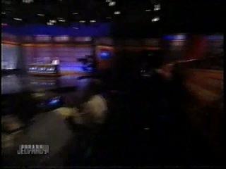 Jeopardy 10/1/2002