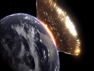 Discovery Channel - Miracle Planet - Large Asteroid Impact Simulation (2008)