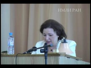 Воронова Ольга Ефимовна