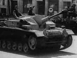 Немецкие танки Ч.VI Stug III и IV штурмовые орудия