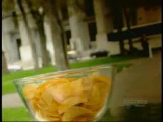 Как делают картофельные чипсы. Видео ответ.