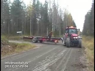 Прицепной грейдер 5030 STARK (Финляндия)