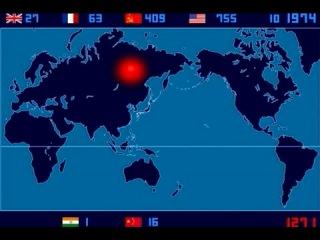 Мускулы Мира - фильм о всех ядерных взрывах с 1945 по 1998