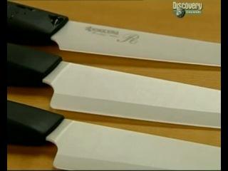 Из чего сделаны самые прочные ножи?