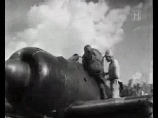 Хроника воздушных боёв над Тихим океаном(цвет,музыка)