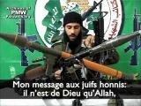 Adham Ahmad Abu Jandal, terroriste du Hamas s'appr&ecirctant &agrave perp&eacutetrer un attentat suicide