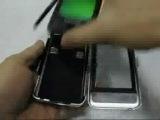 Алюминиевый чехол фирмы PDair для Samsung i900 WiTu (Omnia)