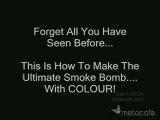 Дымовая шашка 2 - Меньше огня, больше дыма