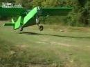 Ультракороткий взлет самолета Zenith STOL CH701