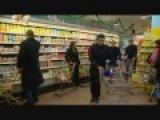 6 кадров. мигалки в супермаркете