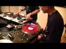 DJ Q Bert & DJ Revolution - 5 Minutes Of Scratch