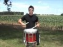 Snare Flam Accent