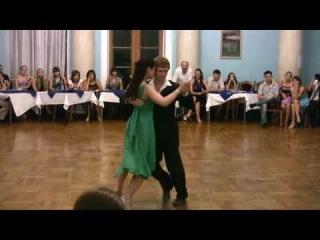 Rodion Khramutichev & Elena Sergienko, Sabor del Tango 2010, Yalta (2)
