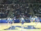 AMAZING Jump Rope Performance by US Naval Academy
