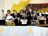 The church chorus of Orenburg -