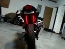 2008 Kawasaki Ninja 250R underglow LEDS