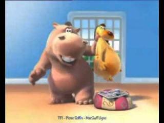 Смешная песенка про бегемота Hippo!