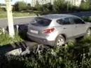 Авария. Новоуральск 15.06.2011 перекресток Юбилейная-15 МКР