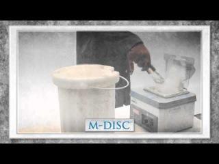 Оптические носители M-DISC хранят информацию 1 000 лет