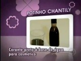 Artesanato: sabonete de chocolate e chantilly
