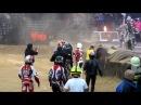 Chuck Carothers Harley Davidson Backflip