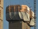 Строения башенного типа, стандартная скользящая опалубка