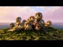 Трейлер к мультфильму «Шевели ластами!» (2010)