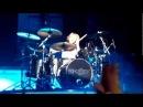 Skillet - Jen Ledger Drum Solo 6-18-11