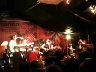 Борис Гребенщиков - Поезд в огне / Gogol' 08.05.2011