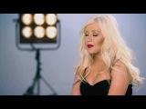 The Voice - Christina Aguilera. Новое промо и только с Кристиной! С русским переводом в комментариях!