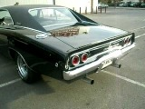DODGE charger 1968 440 running