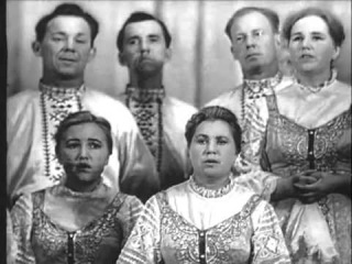 Г.Р.Н.Х. Хор им. Пятницкого концерт 1964 Pyatnitskiy 1/6