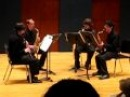 Lady Gaga Medley Ithaca College saxophones