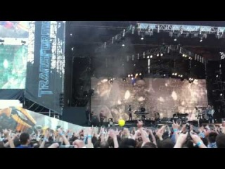 Linkin Park - Faint - Live Red Square Moscow 23.06.11