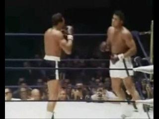 Muhammad Ali shuffle