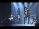 Fergie feat Slash Sweet Child of mine (intro) &amp Beautiful Dangerous Live End World Tour 2010