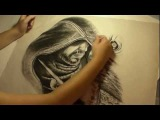 Assassins Creed Revelations: Ezio and Altair Drawing