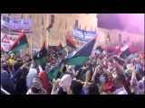 TRIPOLI - LARGEST EVER RALLY IN THE CAPITAL - 2/9/2011