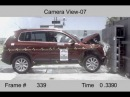 Crash Test 2009 - 2012 Volkswagen Tiguan SE 4Motion 5dr. MPV (Full Frontal Impact) NHTSA