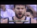 Darrell Arthur dunks on Nick Collison charge Oklahoma City Thunder vs. Memphis Grizzlies Game 6