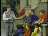 Richard Stoltzman on Sesame Street