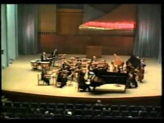 Ю.Красавин  КОНЦЕРТ №2 для фортепиано с оркестром (1999)