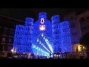 Fallas 2011: Iluminacion Falla Sueca-Literato Azorin