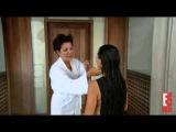 KUWTK takes Bora Bora - Kim's diamond earrings