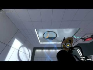 Portal 2: Challenges - Funnel Intro done in 00:17.59 ( dEx )