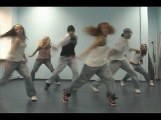 Hip-Hop LA Style - Valeri & Sirena - школа танцев РайСкай