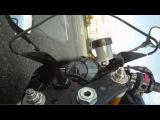 Yamaha R1. Конец фильма